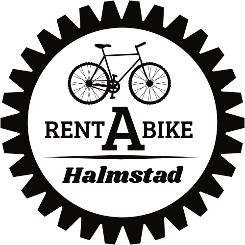 Rent a bike Halmstad Logo